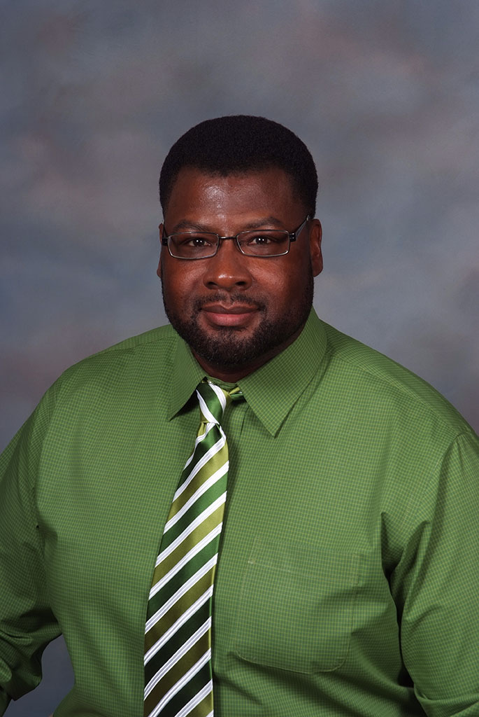 Floyd Smith, Director of Middle School Education