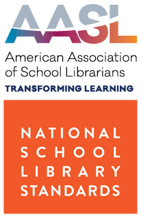 AASL Logo Also includes Transforming Learning National School Library Standards