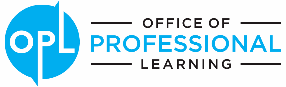 Office of Professional Learning Logo